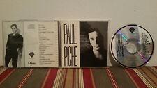 Paul piche integral music cd case-disc & insert music cd