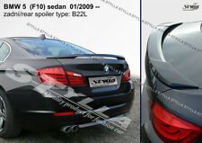 SPOILER REAR TRUNK BOOT BMW F10 WING ACCESSORIES