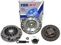 EXEDY PRO Kit Clutch+FORGED FLYWHEEL for SUBARU IMPREZA WRX GT 2.5L TURBO EJ255
