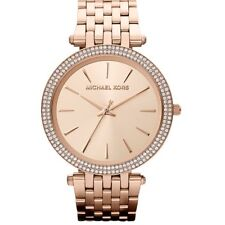 New Authentic Ladies Michael Kors MK3192 Blair Rose Dial Watch Warranty RRP $399