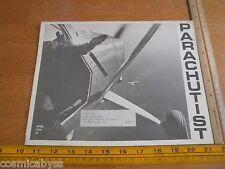Parachutist Apr 1974 parachuting magazine Low print run Z-Hills Leonard Da Vinci