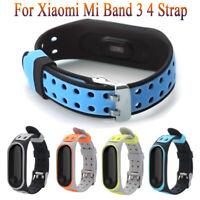 Armband aus Silikon für Xiaomi MI Band 4 3 Handgelenk (Strap) Ersatz Armband
