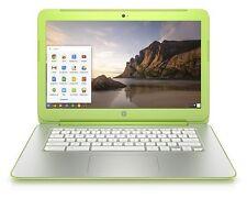 "HP Chromebook 14"" Laptop 1 GHz 2GB 16GB Chrome OS (J9M94U)"
