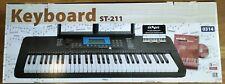 Keyboard ST-211, 61 Tasten (wie neu, da nur 2x gebraucht)