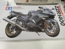 Tamiya Motorcycle Model 1/12 Motorbike Kawasaki Zzr1400 Scale Hobby 14111