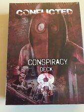 Conflicted: The Survival Card Game - Deck #8 - Conspiracy Deck - Free Shipping!