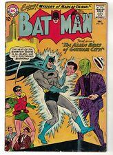 DC COMICS BATMAN 160 VGF 5.0 1963 Alien boss Gotham city