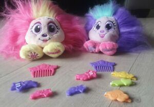 Shnooks Plush Toys With Combs & Slides
