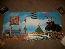Rare 1988 Martini Ranch Holy Cow Record Store Promo Poster 18X36 Never Displayd