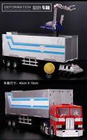 Transformers: WeiJiang Optimus Prime Trailer Action Figure