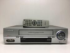 Daewoo ST767 HiFi Stereo VHS Videorecorder mit Fernbedienung