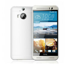 Premium Quality Soft Transparent TPU Silicone Back Case For HTC One M9 Plus