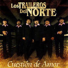 FREE US SHIP. on ANY 2+ CDs! ~Used,Good CD Traileros Del Norte: Cuestion De Amor
