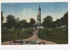 Forthill Enniskillen Vintage Postcard 643a