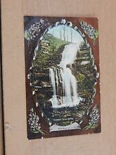 Postcard Scalebar Force settle yorkshire Embossed unposted    XC3