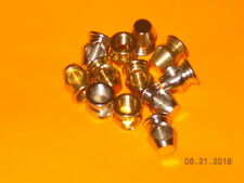 Tobacco Pipes, parts & accessories - (1) 2 Way Elbow - Acorn - Brass