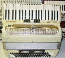FRANCINI PIANO  ACCORDION GREAT WORKING CONDITION