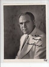 Vintage autographed photo of Hal Roach