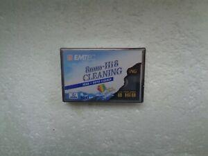 Cassette de Nettoyage Video8 & Hi8 EMTEC - K7 Cleaning Neuf #5