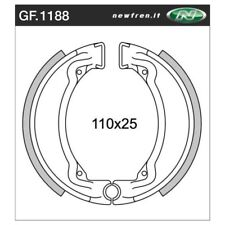 Rear Brake Shoes Fit YAMAHA TY80J 1976 1977 1978 S4S