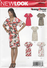 From UK Sewing Pattern Dress 8-18 US #6936