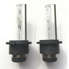 2x D2S 35W 6000K HID Xenon Replacement Low/High Beam Headlight Light Bulbs White