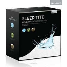 Sleep Tite King Size Mattress Protector by Malouf Fine Linens