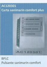 CARTA ELETTRONICA X SANIMARIN COMFORT PLUS Sanitrit AC120301