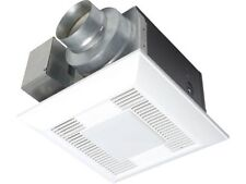 PANASONIC FV-0511VQL1 WhisperCeiling® DC Fan|Light, 50-80-110 CFM