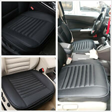 New Soft Breathable Vehicle Off-Road Seat Bamboo PU Leather Seat Pad Cushion Mat