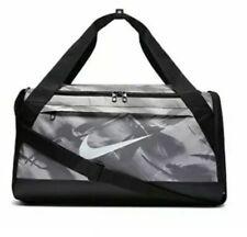 NEW Nike Brasilia Small 40L AOP Gym Yoga Travel Duffel Bag BA5980-027