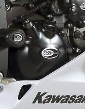 Kawasaki ZX6 R 2010 R&G Racing RHS Clutch Engine Case Cover ECC0036BK Black