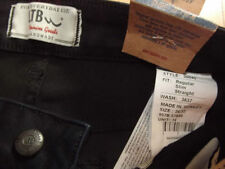 Indigo, Dark wash Low L32 Jeans Size Tall for Women