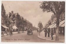 Electric Parade, Clacton On Sea, Essexex Postcard, B659