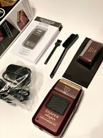 Wahl 8061 Cord/Cordless Rechargeable  Men's Electric Shaver With Extra Foil