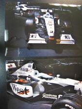 Photo West McLaren Mercedes MP4/13 1998 #8 Mika Hakkinen (FIN) 2 photos
