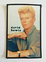 David Bowie 80's Vintage Photo Patch RARE