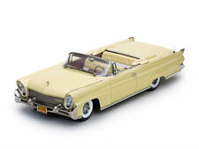 SunStar Platinum 1/18 1958 Lincoln Continental MK III Convertible Champagne 4705