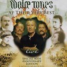 Wolfe Tones - At Their Very Best Live - 2CD Irish Traditional Folk NEW