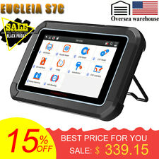 OBD2 Automotive Scanner Full System ABS EPB SAS DPF Oil Reset Diagnostic Tablet