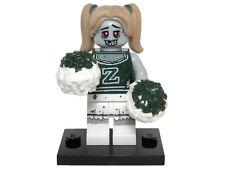 Genuine Lego 71010 Series 14 Minifigure w/ Poster no. 8 Zombie Cheerleader