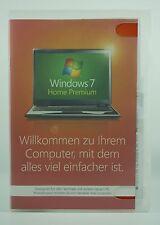 Microsoft Windows 7 Home Premium 64 Bit Vollversion Deutsch GFC-00603