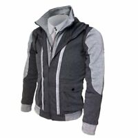 Hot Men's Winter Hoodie Warm Hooded Sweatshirt Coat Jacket Outwear Sweater Tops