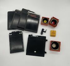 Graflex Speed Graphic And More 4x5 Spring Back Film Holder