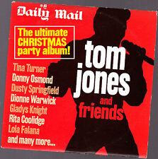 Promo CD, Tom Jones & Friends, Tina Turner, Gladys Knight, Lola Falana