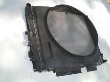 Mercedes-Benz W124 300E 280E E300 240E 260E radiator w/shroud