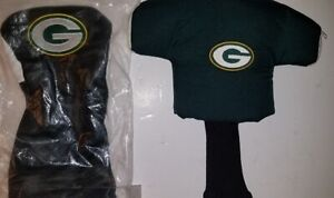 Green Bay Packers Vintage Golf Headcovers