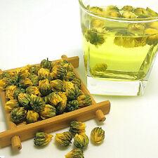 GOLDEN CHRYSANTHEMUM TEA FETAL FLOWERS SWEET BUD FLORAL AROMATIC 1 LB SALE