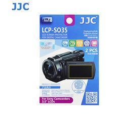 JJC LCP-HX400V Policarbonato Película Protectora De Pantalla LCD para Sony HX400