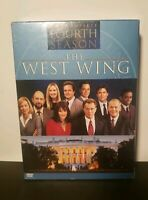The West Wing The Complete Fourth Season DVD. New And Sealed!